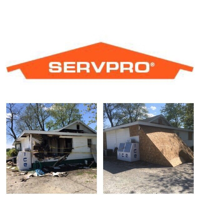SERVPRO of Kankakee County: 1725 N Boudreau Rd, Manteno, IL