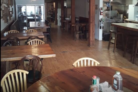The Atlanta Cafe': 323 N Main St, Atlanta, KS