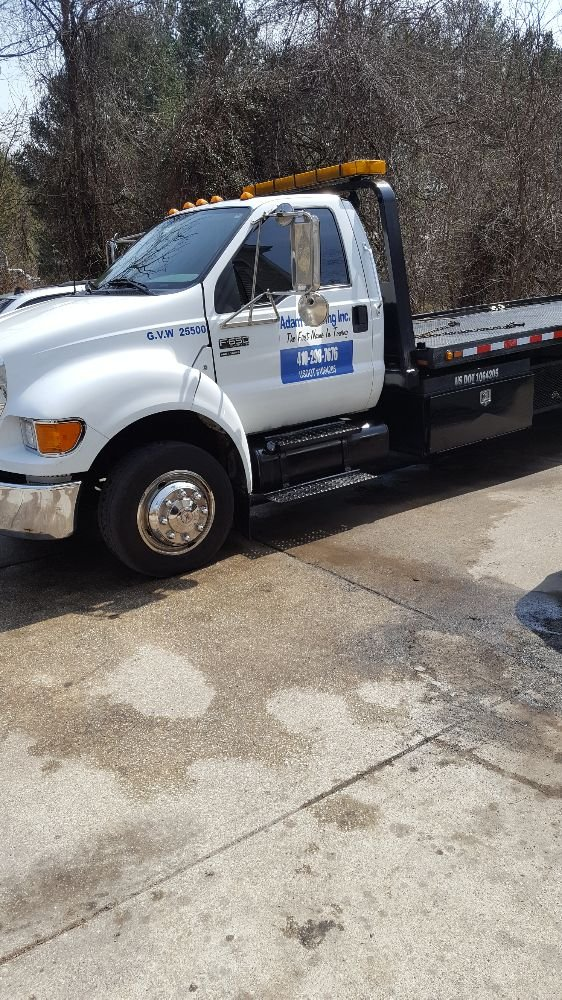 Towing business in Pikesville, MD