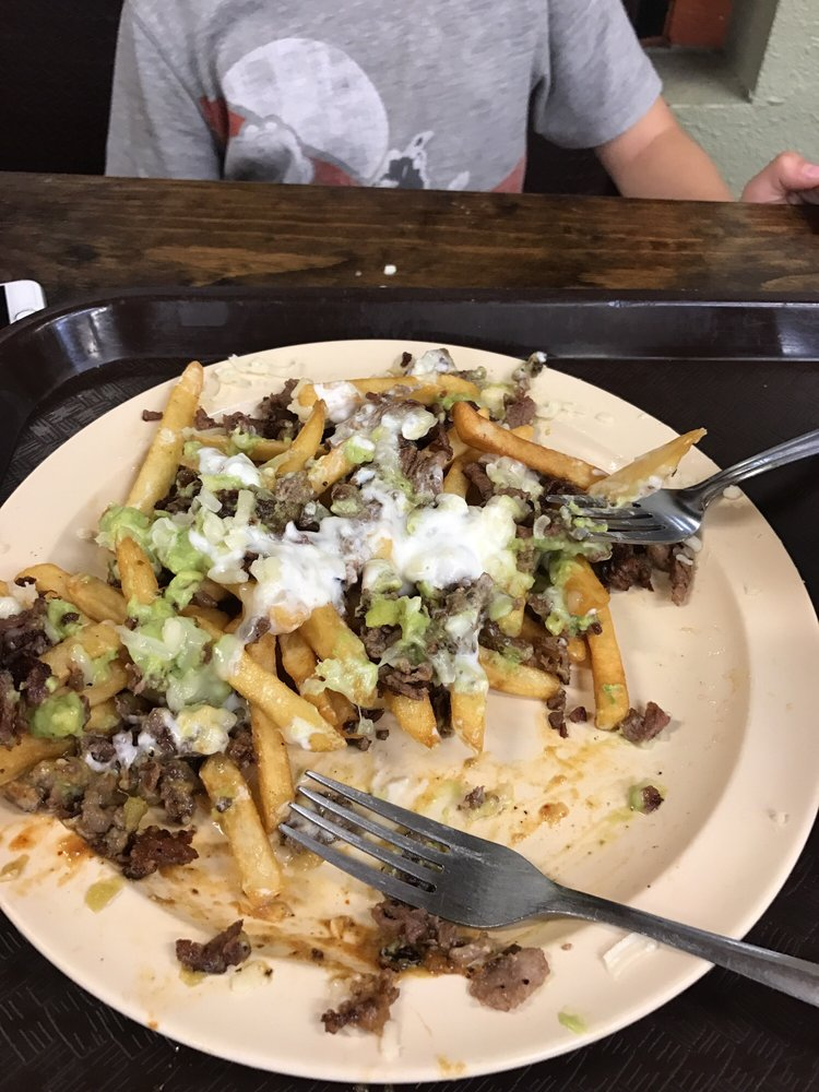 Best carne asada fries in SD!! The meat tastes amazing!! - Yelp