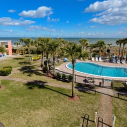 Photo Of Sea Horse Oceanfront Inn Neptune Beach Fl United States View
