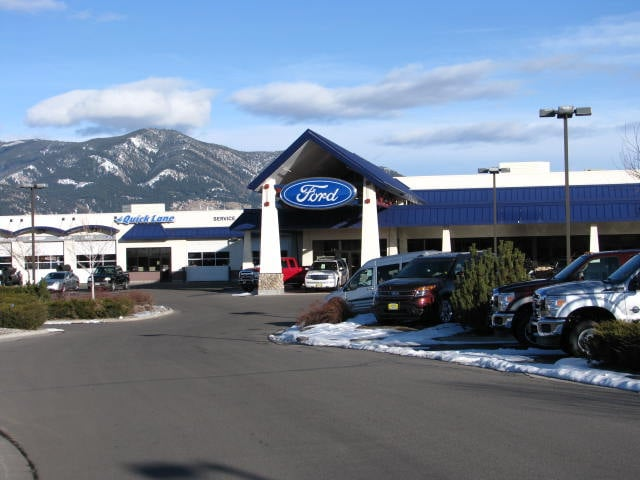 bozeman ford lincoln and rv center 12 photos 12 reviews auto repair 2900 n 19th ave. Black Bedroom Furniture Sets. Home Design Ideas