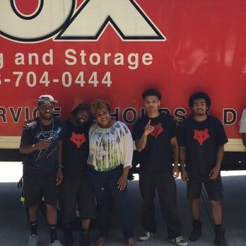 Photo Of Fox Moving And Storage Atlanta Buford Ga United States Here