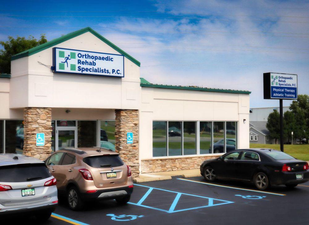 Orthopaedic Rehab Specialists - Jonesville: 480 Olds St, Jonesville, MI
