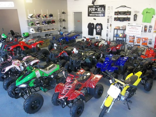 Team johnson motorsports atv rentals tours 940 oak for Star motors mooresville nc