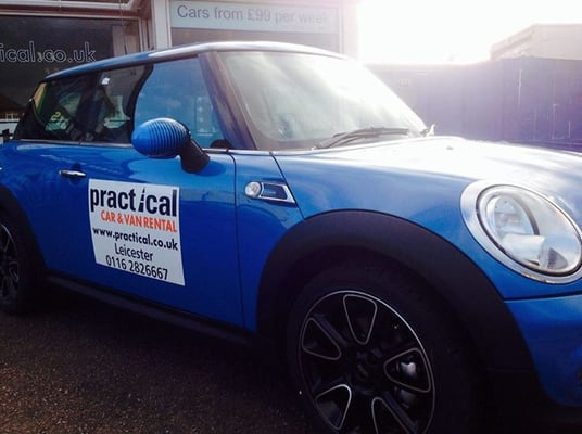 Car And Van Rental Leicester