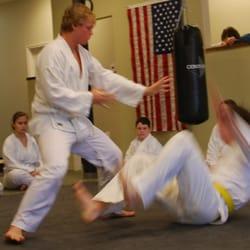 Fishhawk Martial Arts Academy logo