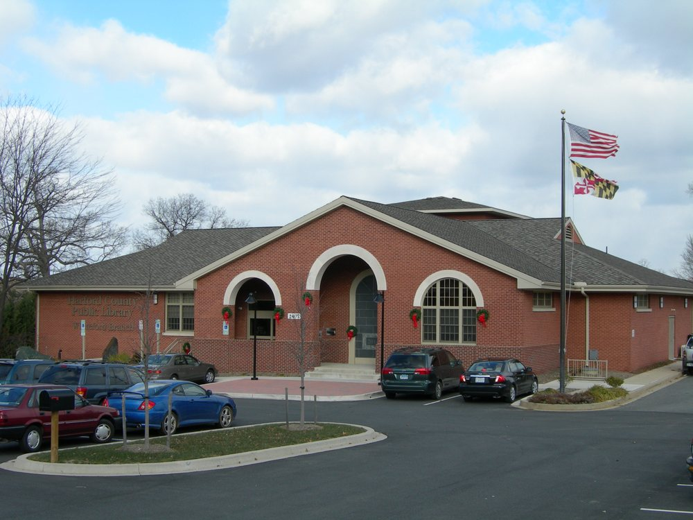 Harford County Public Library - Whiteford: 2407 Whiteford Rd, Whiteford, MD