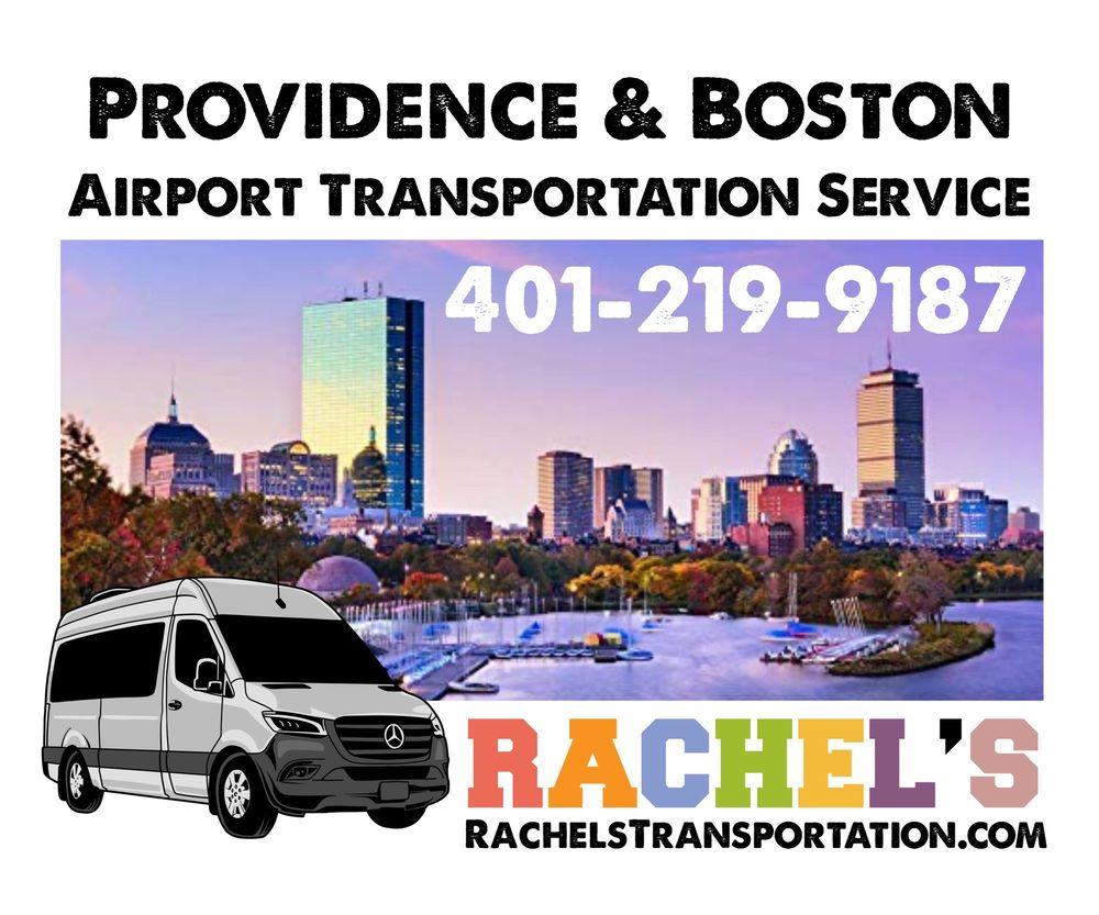 Rachel's Big City Transportation: Providence, RI
