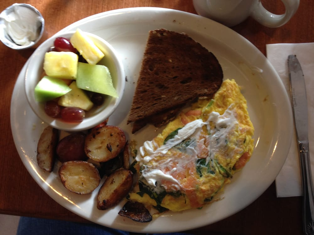 Cafes In Brentwood Ca