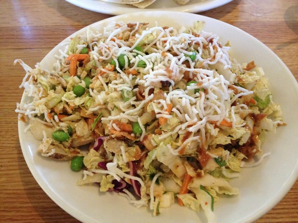 California Pizza Kitchen Thai Crunch Salad Recipes