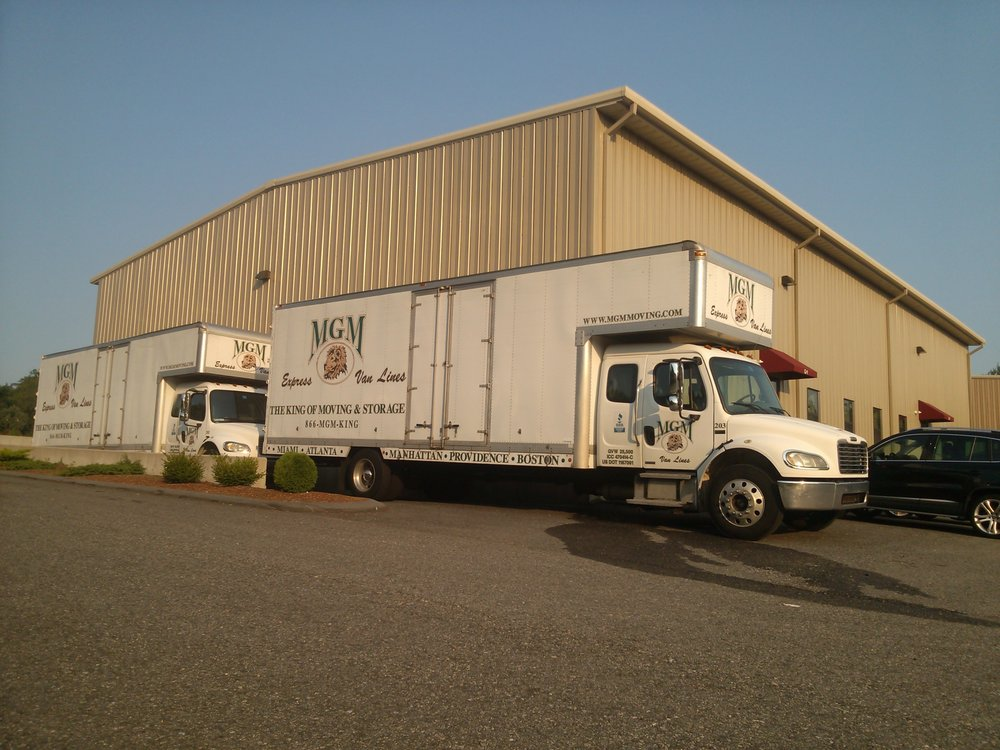 MGM Moving & Storage