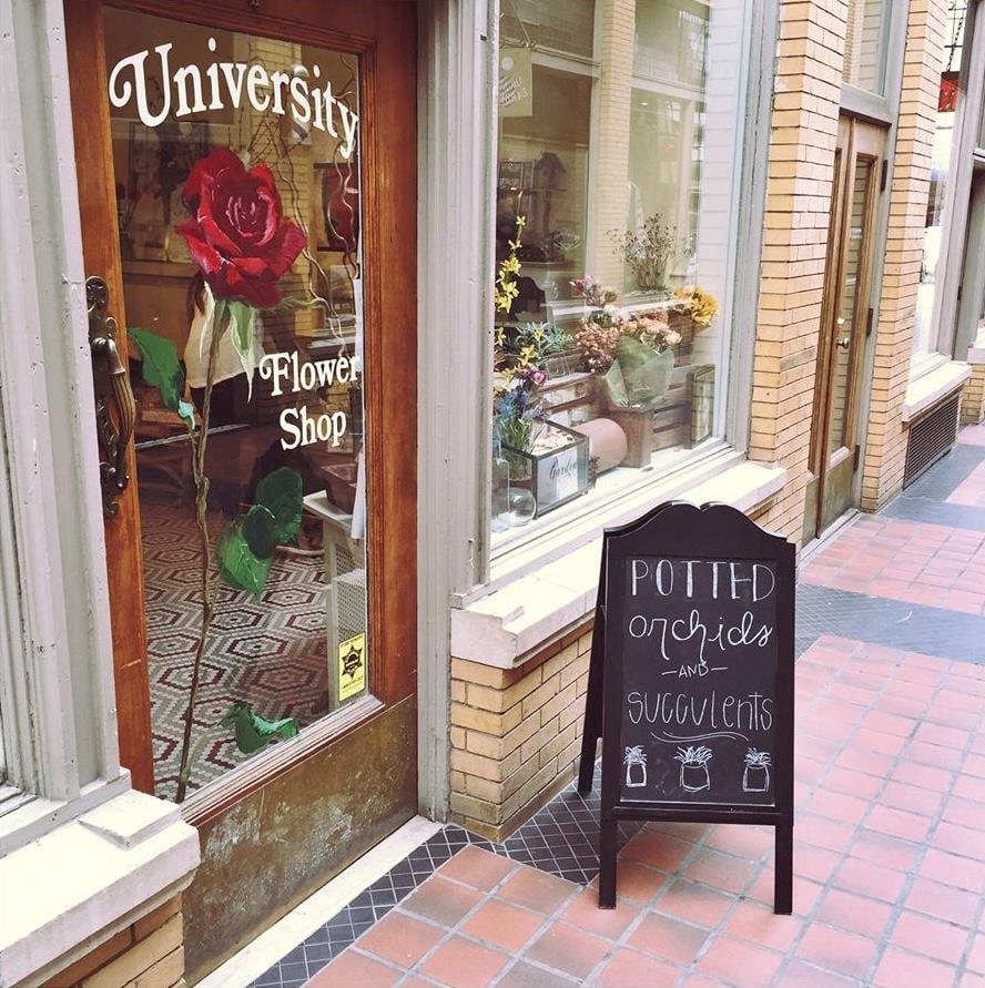 Photos For University Flower Shop