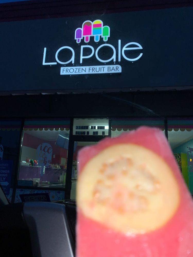 La Pale Frozen Fruit Bar: 33478 FM-803, Los Fresnos, TX