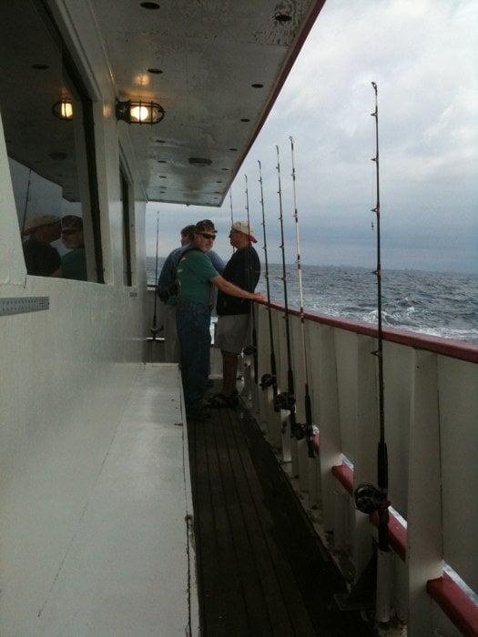 Fort pierce lady deep sea fishing pesca 480 n indian for Deep sea fishing fort pierce