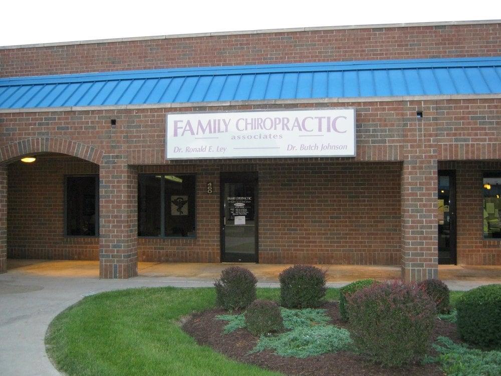 Family Chiropractic Associates: 460 N Grandstaff Dr, Auburn, IN