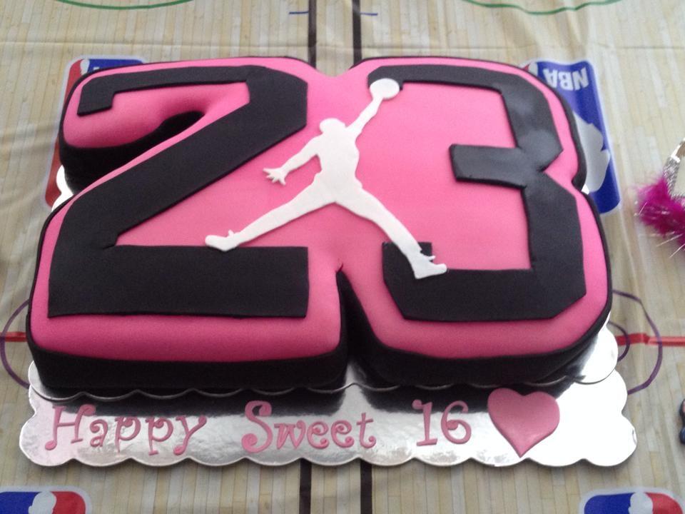 Michael Jordan Birthday Cake 71214 Yelp