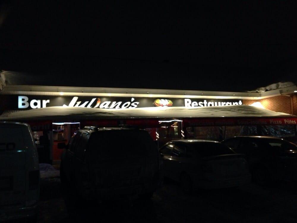Juliano s restaurant 11 photos 11 avis bars sportifs 5300 boulevard saint martin ouest - Restaurant boulevard saint martin ...