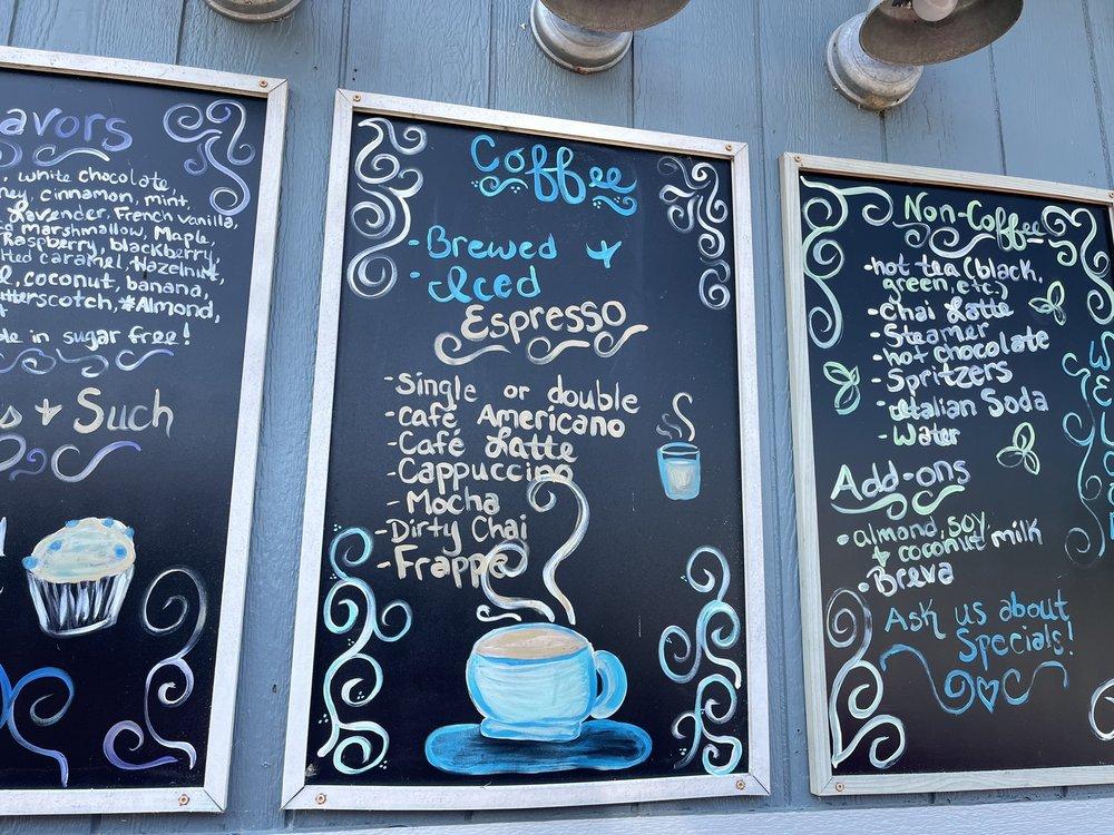 Mugs Coffee Hut: 1212 TN-12, Ashland City, TN
