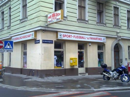 Der Fan Shop Strobl Sportartikelhandel Sportbekleidung