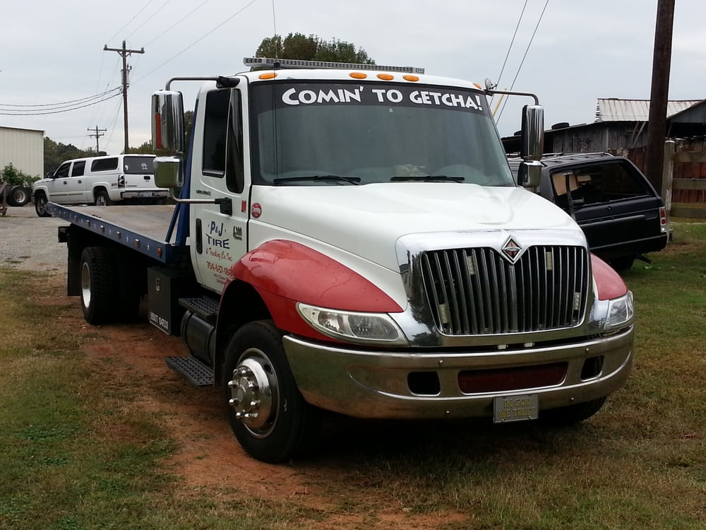 A1 P&j Tire and Towing: 740 Choate Rd, Salisbury, NC