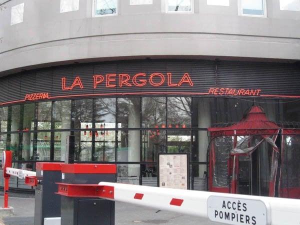 La pergola italiensk 21 23 avenue de la porte de - 23 avenue de la porte de chatillon 75014 paris ...
