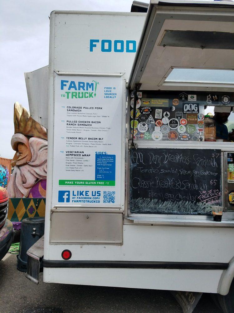Farm To Truck 23 Photos 32 Reviews Food Trucks Southeast