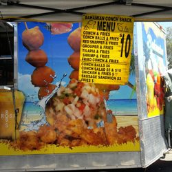 Bahamian Conch Shack Food Trucks 714 Nw 100th St