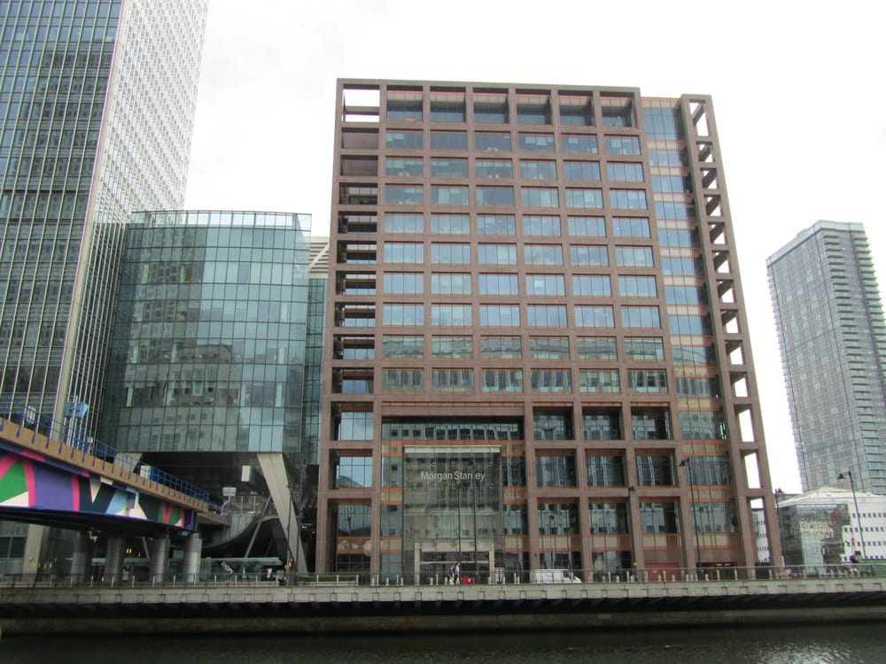 Morgan Stanley Financial Services 25 Cabot Square