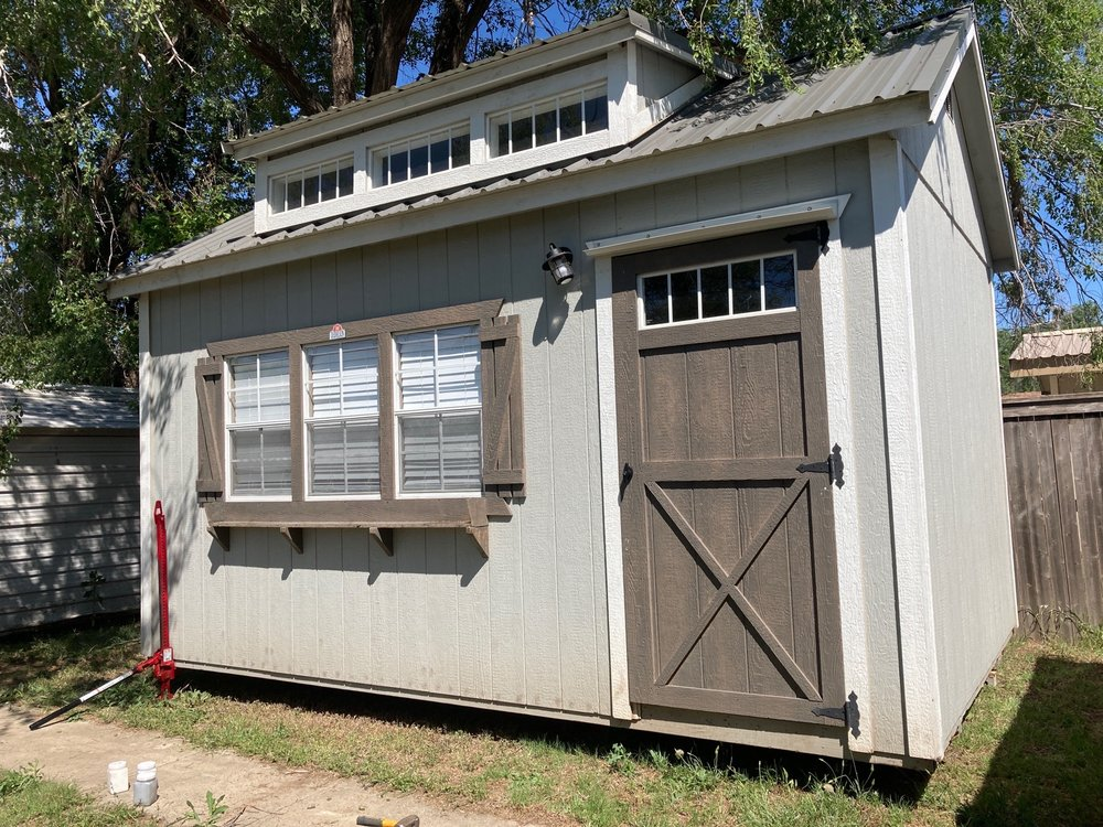 Shed Movers Express: Hawley, TX