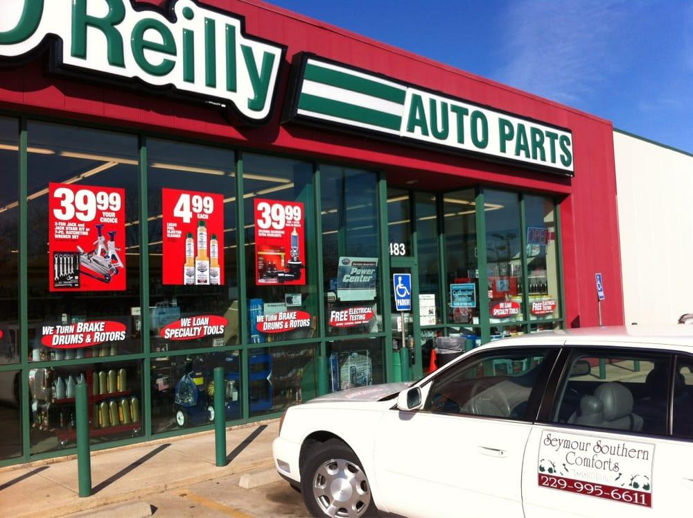 O'Reilly Auto Parts: 483 Rountree Dr SW, Dawson, GA