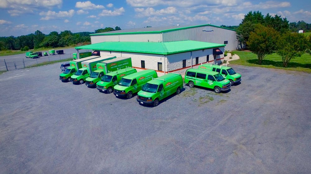 SERVPRO of Lynchburg/Bedford & Campbell Counties: 9628 E Lynchburg Salem Turnpike, Goode, VA