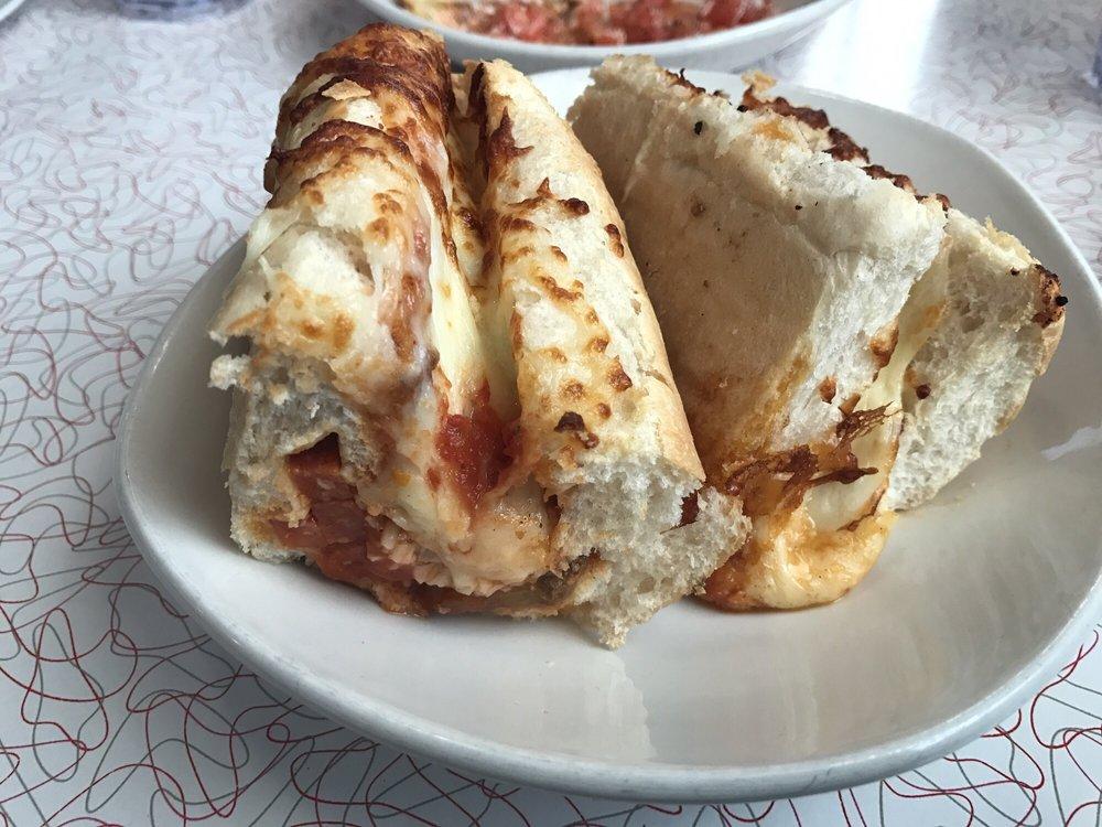 Colasessano's Pizza: 141 Middletown Cir, Fairmont, WV