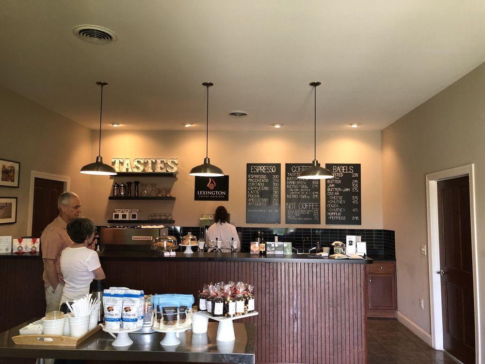 Lexington Coffee Roasters: 2345 N Lee Hwy, Lexington, VA