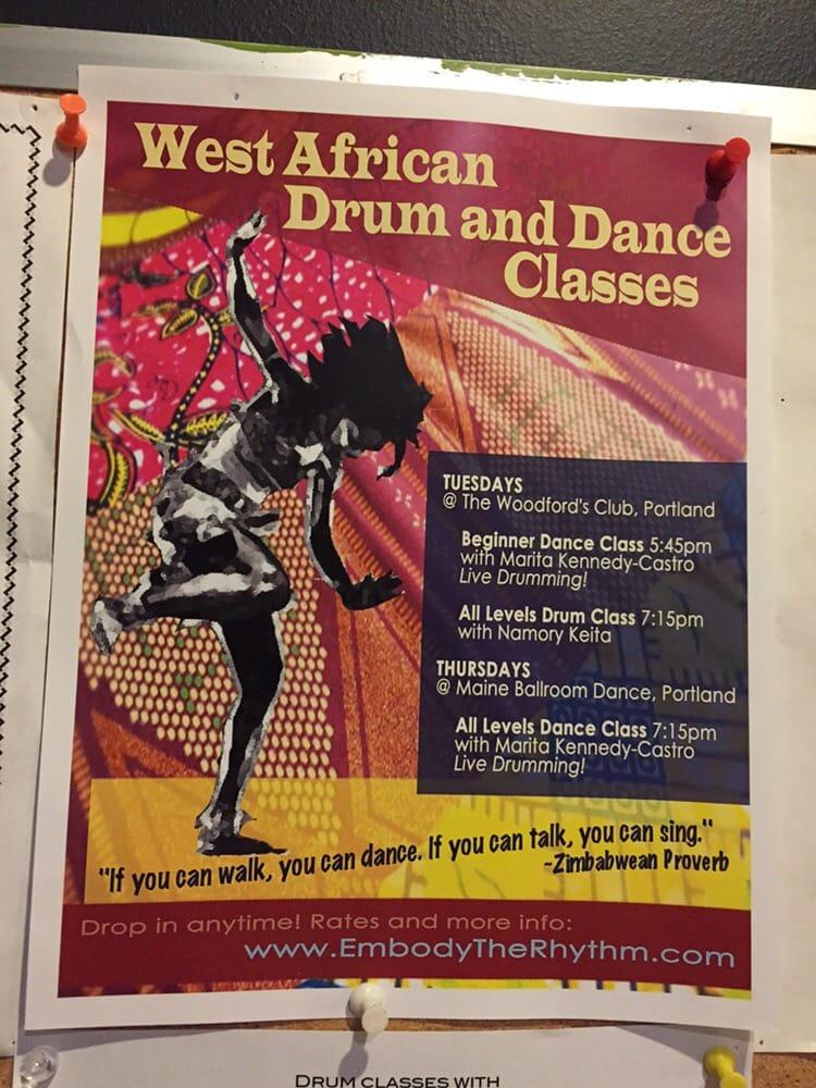 Maine Ballroom Dance: 614 Congress St, Portland, ME