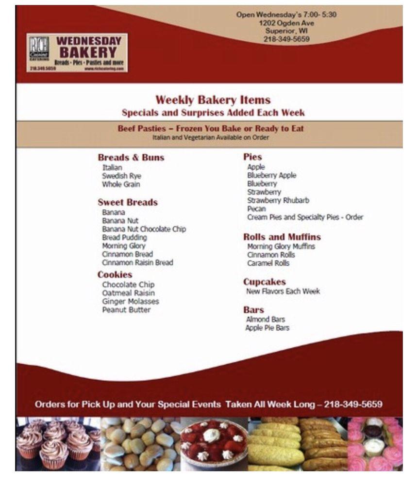 Rich Cuisine: 201 W 7th Ave, Floodwood, MN