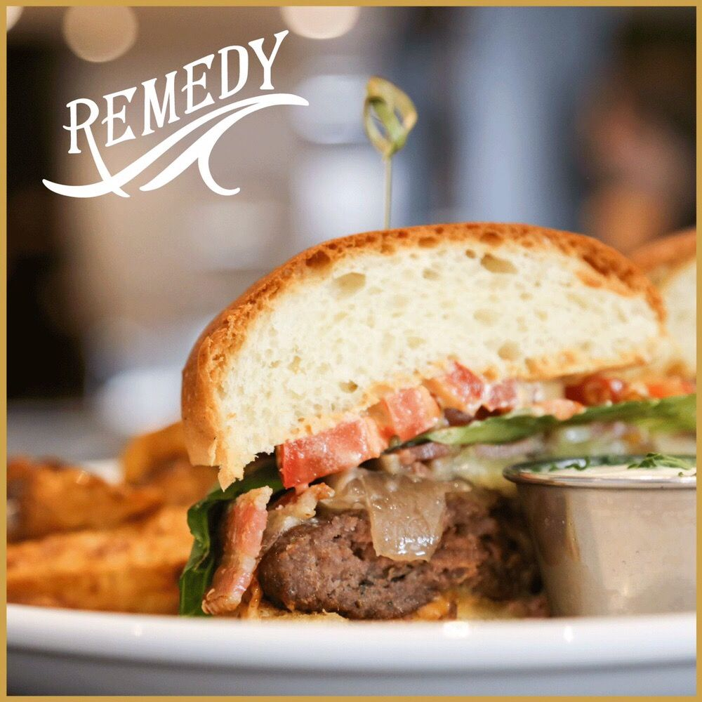 Remedy Kitchen and Tavern: 3809 S Grand Blvd, Spokane, WA