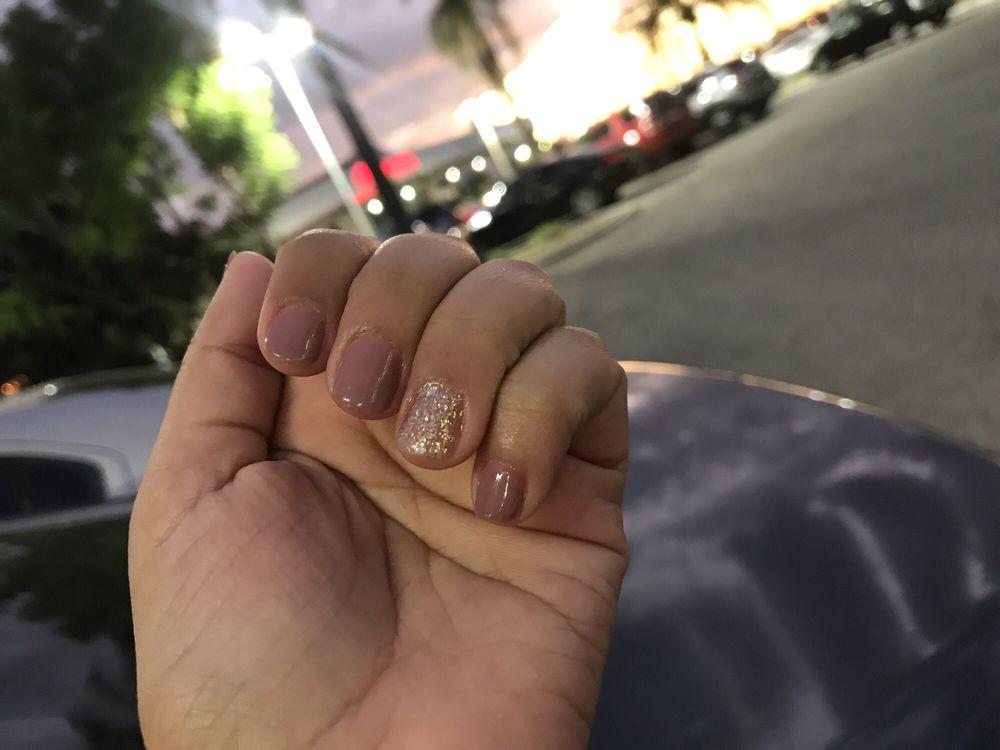 LA Nails: 965 S E St, San Bernardino, CA