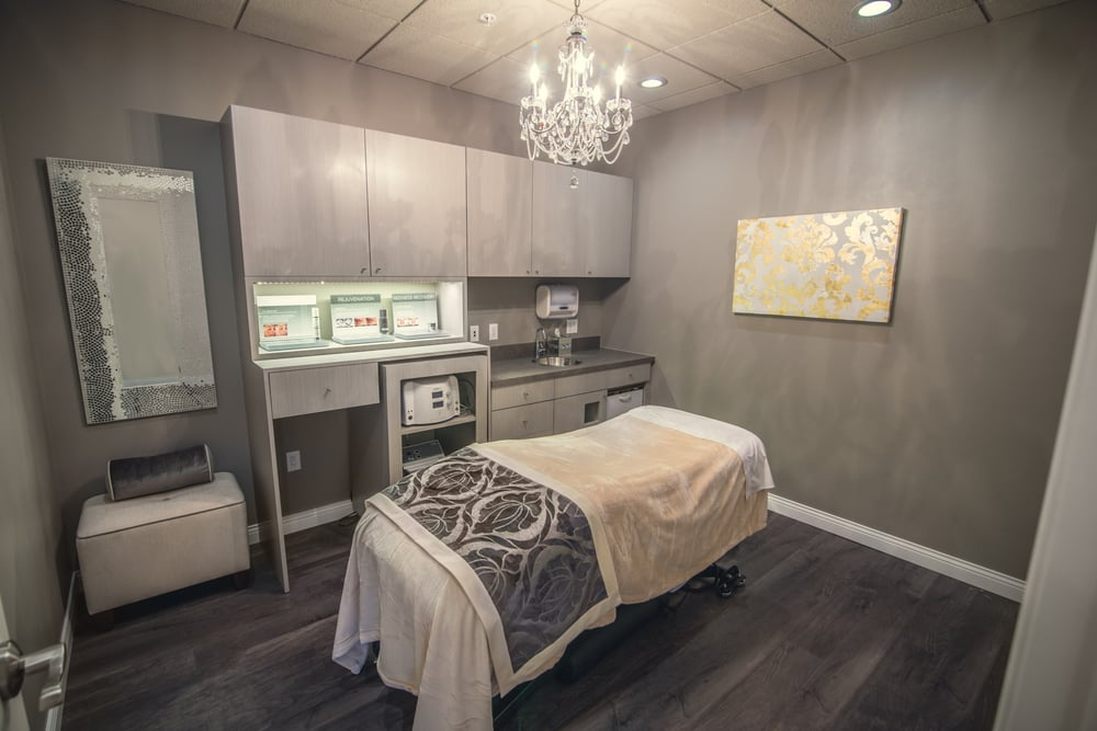 One Of 13 Aesthetic Treatment Rooms Yelp