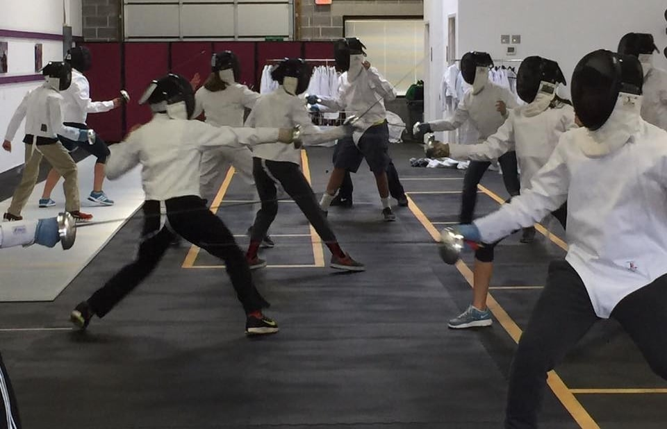 Loudoun International Fencing Club: 21670 Red Rum Dr, Ashburn, VA