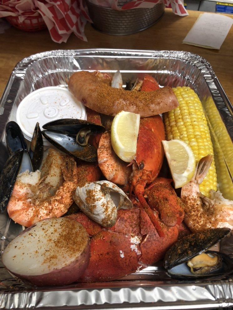 Jack's Lobster Shack & Oyster Bar Cresskill: 38 Union Ave, Cresskill, NJ