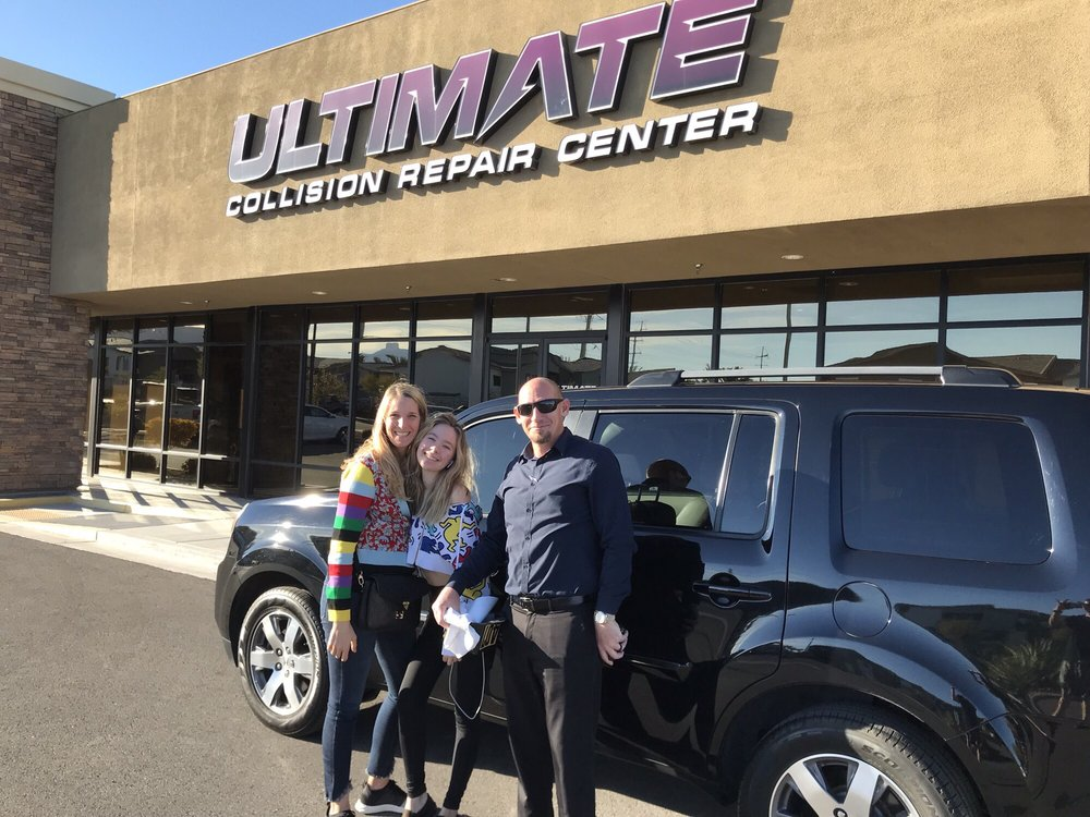 Collision Repair Center >> Ultimate Collision Repair Center 61 Reviews Body Shops 10130 W