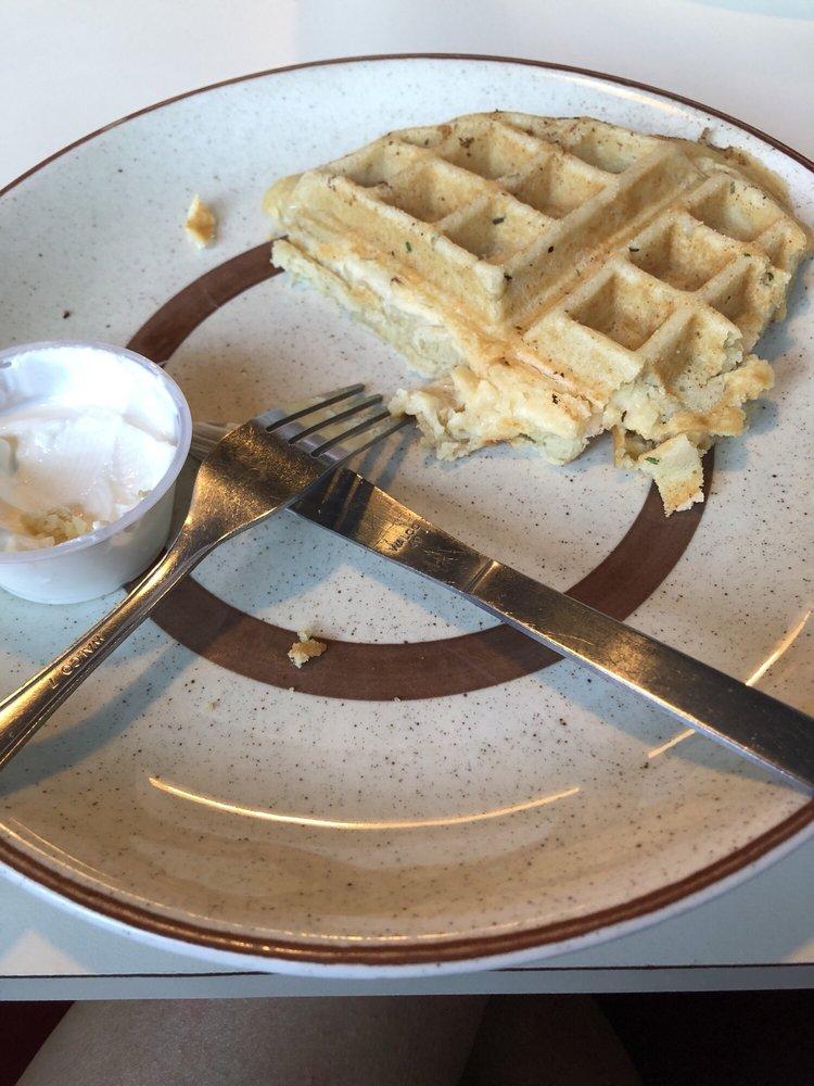 Food from Funk 'n Waffles