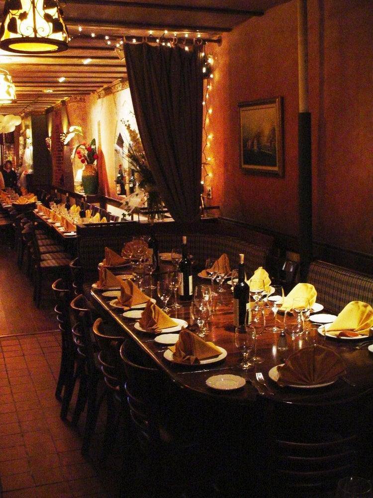 Bona Fides Restaurant New York