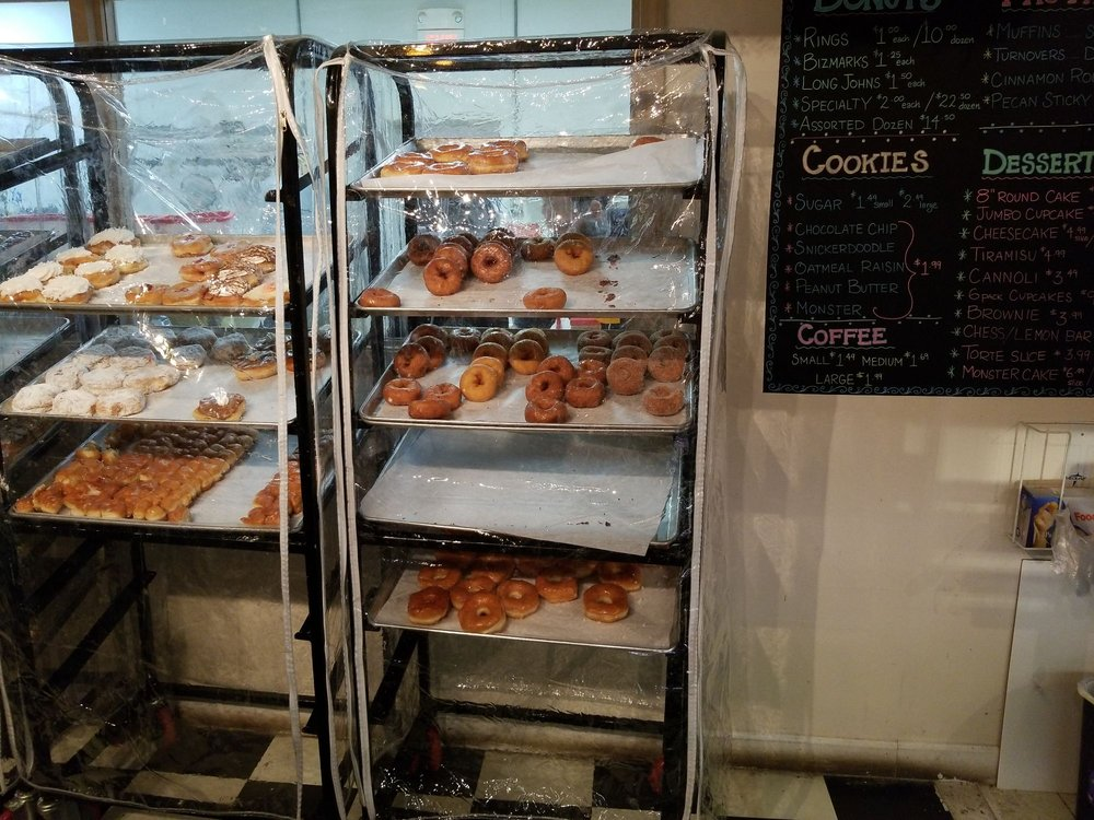 Adrienne & Co Donut And Desserts: 5801 US Hwy 150, Floyds Knobs, IN