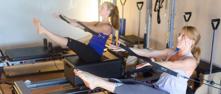 Flow Pilates and Yoga Center: 12613 Race Track Rd, Tampa, FL