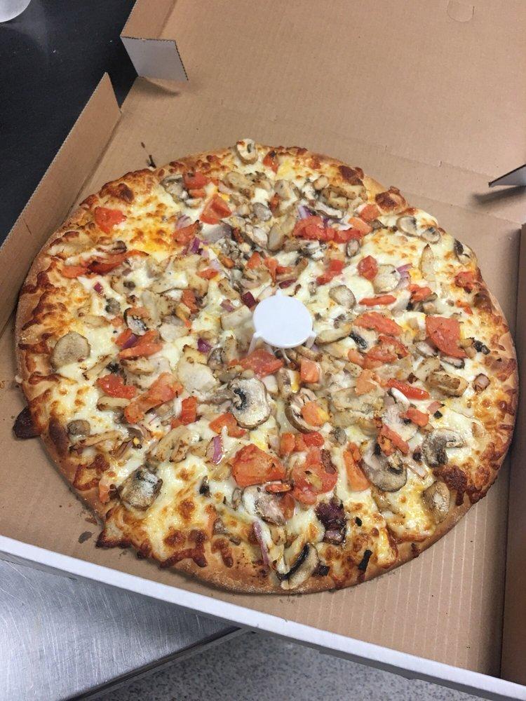 Santa Barbara Pizza & Chicken