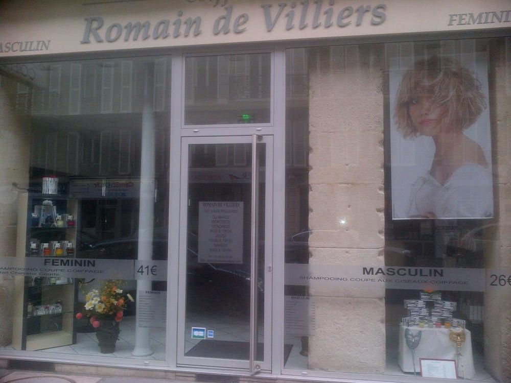Romain de villiers hair salons 31 rue de for Hair salon paris france