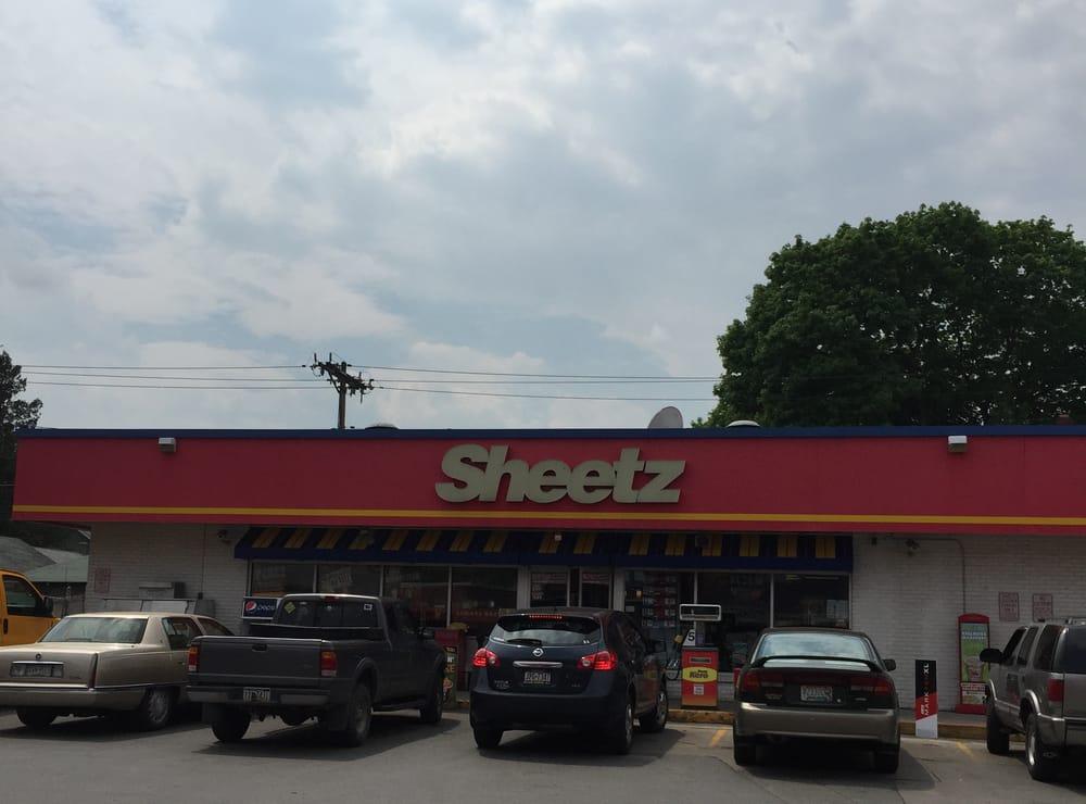Sheetz: 1330 Moore St, Huntingdon, PA