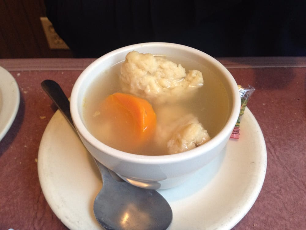 Amazing Einlauf Soup Goes Well With The Table Side Bread Yelp Download Free Architecture Designs Jebrpmadebymaigaardcom